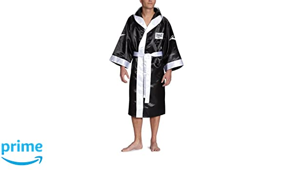 Everlast Bekleidung Fullength Boxing Robe With Hood - Prenda: Amazon.es: Zapatos y complementos