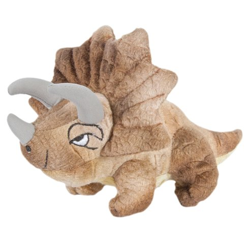 The Puppet Company Dinosaur Fingers-Triceratops Children Toys Puppets