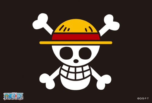 Ensky 150 Piece Mini Puzzle One Piece Pirate Flag Series Straw Hat Crew 150-193 (japan import)