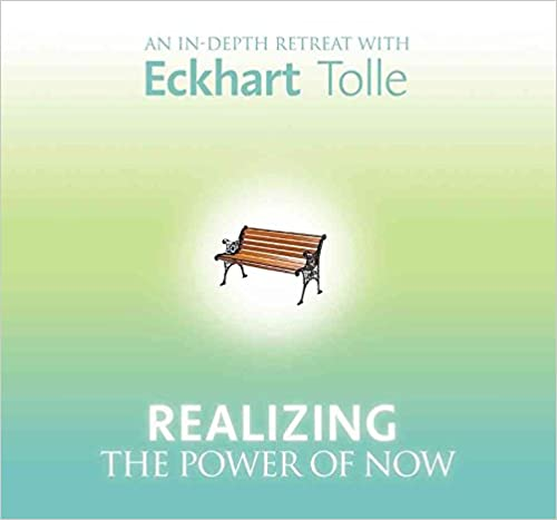 [Realizing the Power of Now: 6 Spoken Word CD'S] (By: Eckhart Tolle) [published: September, 2003]