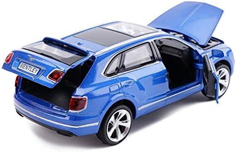 YN モデルカー シミュレーションカーベントレーBentayga合金車1:32合金車のモデル玩具サウンドとライトプルバック ミニカー