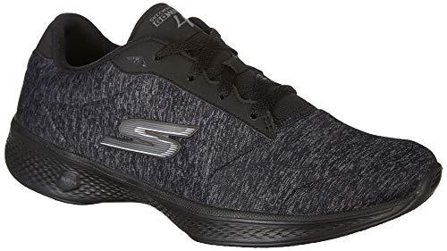 Skechers Women's Gowalk 4 Glorify Walking Shoe,White,US 7 M