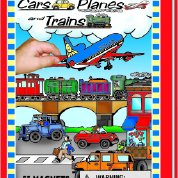 Magnetic Fun - Cars Planes and -