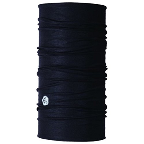 BUFF UV Multifunctional Headwear, Black, One Size