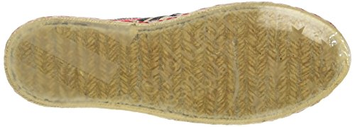 Basse Multicolore Miss Lines Espadrillas muticolor Donna Hamptons Cherry rrqIp