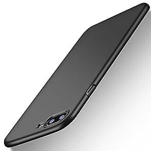 iPhone 7 Plus Case, iPhone 8 Plus Case, TORRAS Slim Fit Shell Hard Plastic Full Protective Anti-Scratch Resistant Cover Case for Apple iPhone 7 Plus (2016) / iPhone 8 Plus (2017)-Space Black