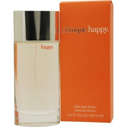 (Happy by Clinique Eau De Parfum Spray women,3.4 Fl Oz, Pack of 1 )