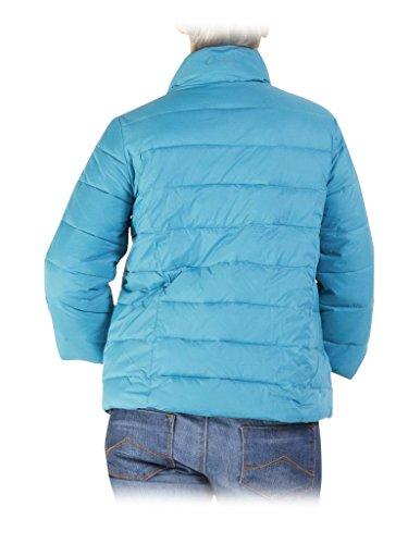 3 Eau Carrera Unie 460 Bleu Jeans Femme Normale Pour Blouson Manches Couleur 4 624 Taille 66vqT