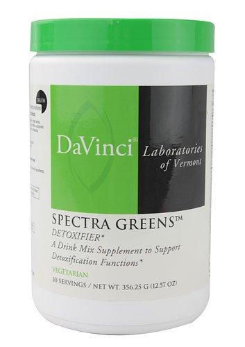 DaVinci Laboratories Spectra GreensT Detoxifier -- 12.57 oz - 3PC by Unknown