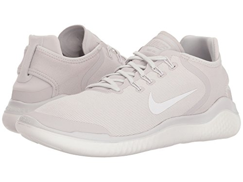 [NIKE(ナイキ)] メンズランニングシューズ?スニーカー?靴 Free RN 2018 Sun Bleached Vast Grey/Summit White 8 (26cm) D - Medium