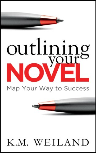 Outlining Your Novel: Map Your Way to Success (Helping Writers Become Authors Book 1) cover