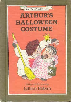 [Arthur's Halloween Costume (An I can read book)] (Abe Froman Costume)