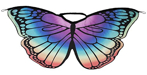 Ganz 46 inches width x 19 inches height Costume Butterfly Wings Kidswear ()