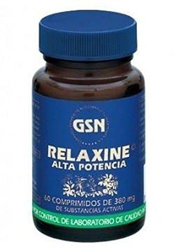 Relaxine Premium 60 comprimidos de 380 mg de Gsn