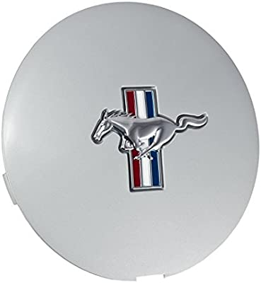 "1991-1993 Mustang Pony Wheel 6.75/"" Chrome Center Cap w// Running Horse Individual"