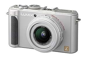 Panasonic DMC-LX3S 10.1MP Digital Camera with 2.5x Wide Angle MEGA Optical Image Stabilized Zoom (Silver)