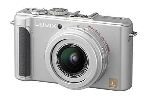 Panasonic DMC LX3S Digital Stabilized Silver