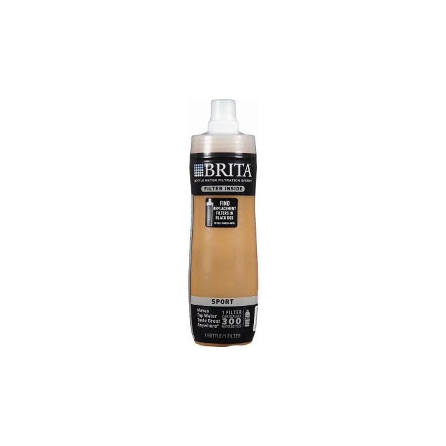 Brita Soft Squeeze Water Filter Bottle