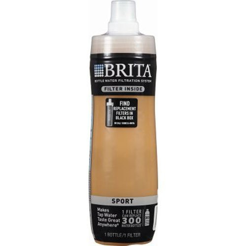 Brita Soft Squeeze Water Filter Bottle