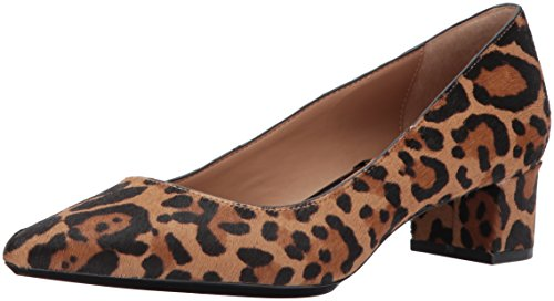 Pump Genoveva Leopard Klein Dress Women's Calvin 0w8qfK