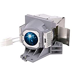 Ewos Rlc 092 Rlc 093 Lamp Bulb For Viewsonic Pjd5155 Pjd5255 Pjd5555w Pjd5153 Pjd5553lws Pjd5353ls Pjd6550lw Projector Lamp Bulb Replacement With Housing