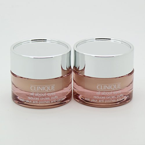 Price comparison product image Clinique All About Eyes Duo Pack ( Travel Size ) - 2x7ml/0.21oz