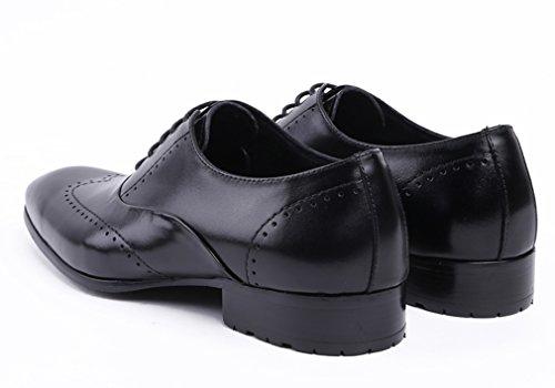 Dilize Chaussures à Chaussures Lacets Dilize Dilize Homme Noir Noir Homme Lacets à qSFECw4