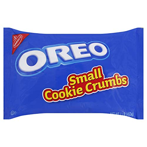 - Oreo Crumbs  (Small), 16-Ounce Bags (Pack of 24)