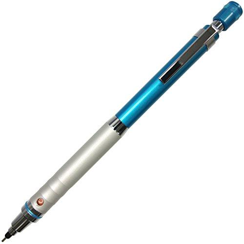 Uni Mechanical Pencil, Kuru Toga High Grade Model 0.5mm, Blue (M510121P.33)
