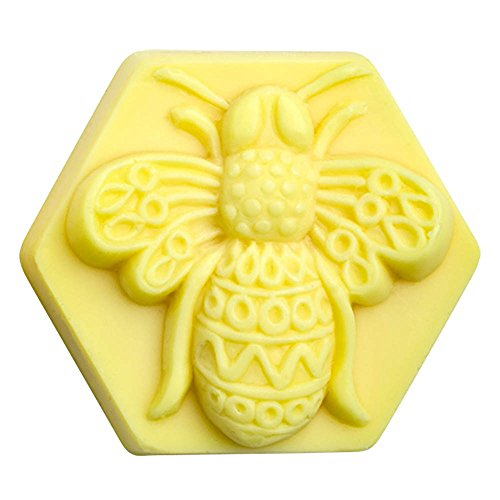 Filigree Bee Milky Soap Mold product image