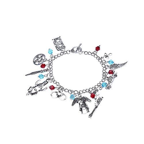 LUREME TV Series Themed Charm Bracelet Cosplay Jewelry (bl003120)