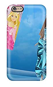 Fashionable Style Case Cover Skin For Iphone 6- 2011 Barbie Desktop by mcsharks