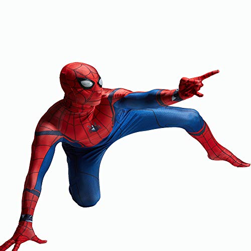 Ultimate Spider Man Game Ps2 Halloween Costumes - QXMEI Spiderman Heroes Returned Spiderman Tights