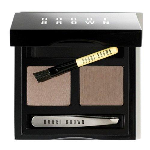 Brown Bobbi Eyebrow (Bobbi Brown Brow Kit, 01 Cement/Birch, 0.1 Ounce)