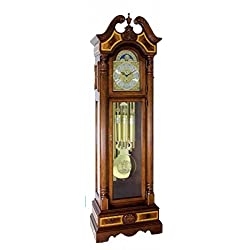 Foreman Grandfather Clock by Hermle Clocks