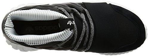 adidas Men's Tubular Doom Trail Running Shoes Black (Core Black/Core Black/Ftwr White) P22FVSXd