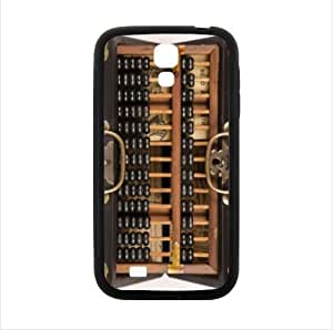 Best Seller Case - Classical Chinese Abacus Design Samsung Galaxy S4 I9500 TPU (Laser Technology) Case, Cell Phone Cover