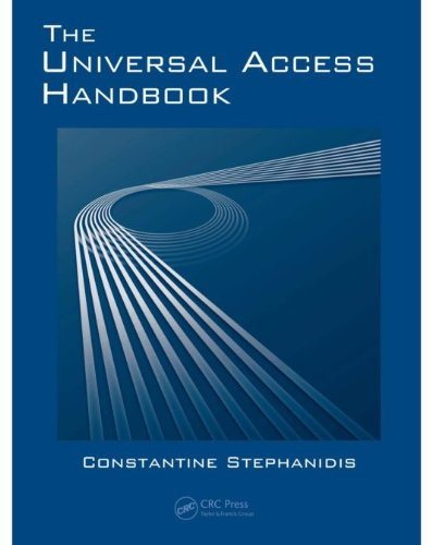 Download The Universal Access Handbook (Human Factors and Ergonomics) Pdf