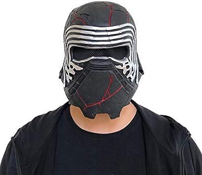 Máscara de Casco Star Wars Kylo REN con Cambiador de Voz, máscara ...