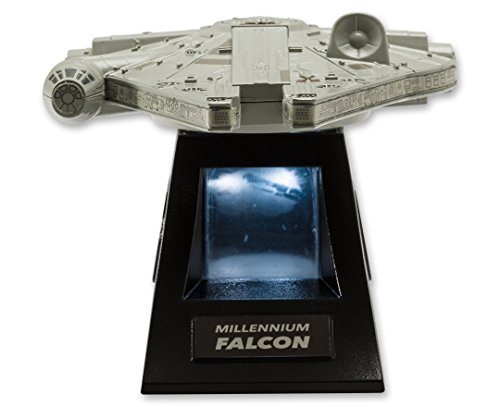 DecoPac Star Wars Millennium Falcon Signature Cake Topper Set]()