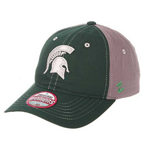 State Spartans Women's Feisty Performance Hat, Adjustable, Green ()