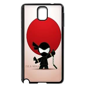 En Guarde I'm A Ninja Samsung Galaxy Note 3 Cell Phone Case Black DIY TOY xxy002_909116