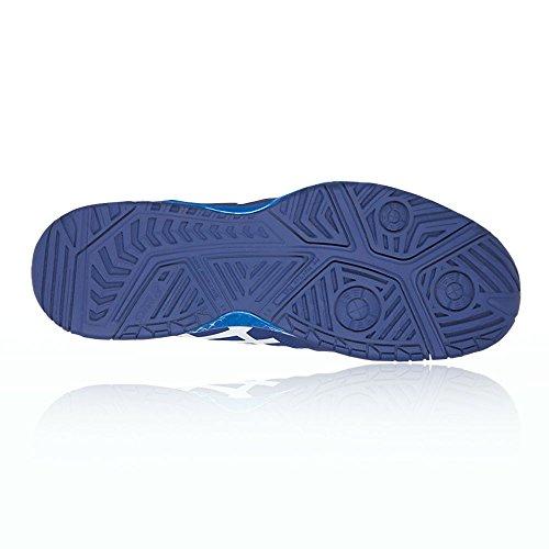 Asics Herren Gel-Game 6 Tennisschuhe LIMOGES/WHITE/DIRECTOIRE BLUE