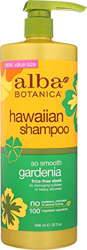 - Alba Botanica (NOT A CASE) Shampoo Smooth Gardenia