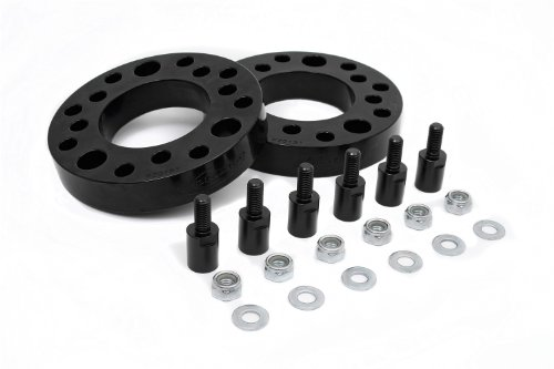 Daystar, Ford F150 2' Leveling Kit, fits 2004 to 2017 2/4WD, all transmissions, all cabs KF09124BK, Made in America