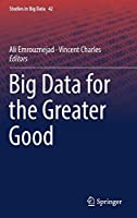 Big Data for the Greater Good Front Cover