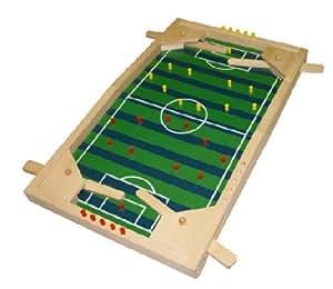 "Fútbol de Madera mesa de juego ""Pinball"" [Importado de Alemania]"