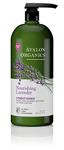 Organics Nourishing Conditioner - Avalon Organics Nourishing Lavender Conditioner, 32 oz.