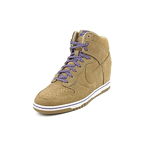 wholesale dealer 1811b ec5be Nike women s Dunk Sky Hi Wedge Sneakers 528899-201 Filbert 10 authentic -  Buy Online in UAE.   Apparel Products in the UAE - See Prices, Reviews and  Free ...