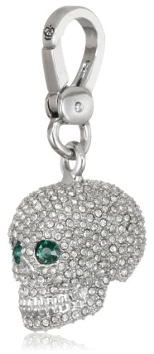 Juicy Couture Pave Bracelet - Juicy Couture C-Pave Skull Charm